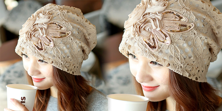 Hot-pretty-Flower-Lace-Women-Hat-font-b-Cancer-b-font-Beanie-Idian-Hair-Turban-font