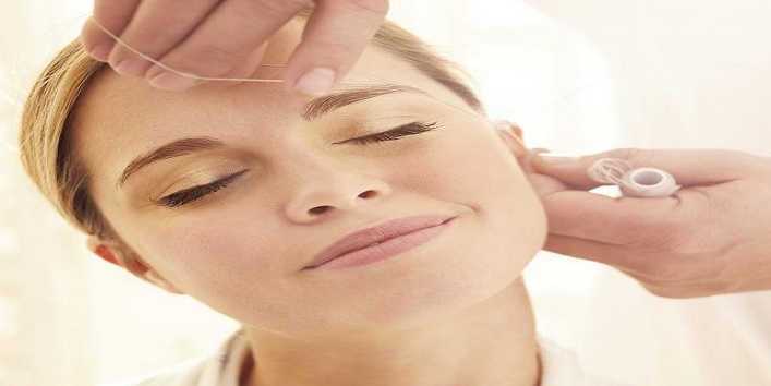 how to avoid pimples after threading