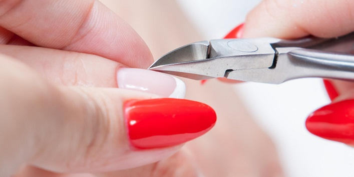 Cutting the cuticles