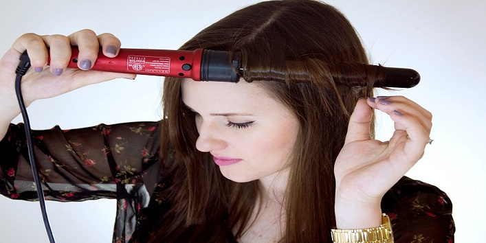 Use a curling wand-