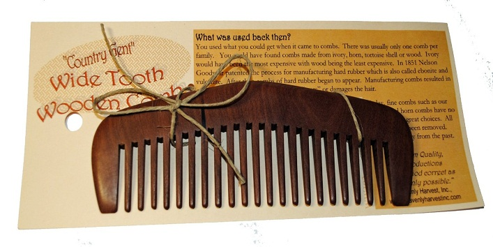 Wooden combs have amazing benefits7