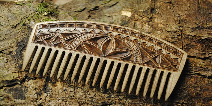 Wooden combs have amazing benefits5