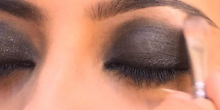 how to get smokey eyeliner2