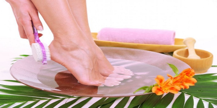 How to do milk pedicure2