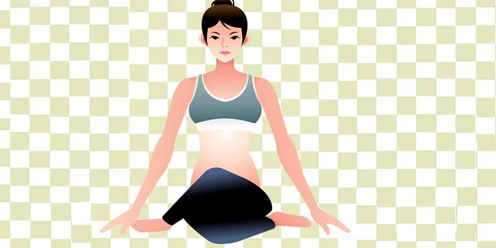 try this yoga asana for increasing breast size3