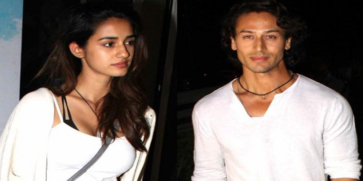 Disha and Tiger Grew Close During Production of Baaghi