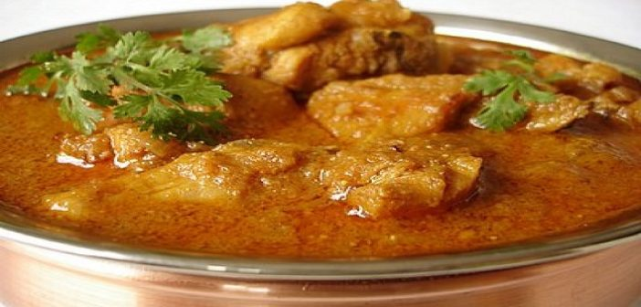 How to make indian chicken curry at home