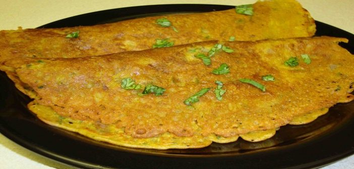 Alsi ka Cheela Recipe
