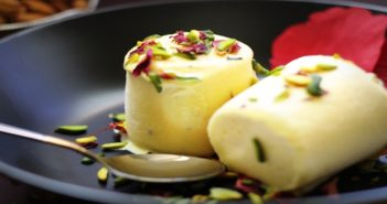 Yummy Kesar Pista Kulfi For The Rescue