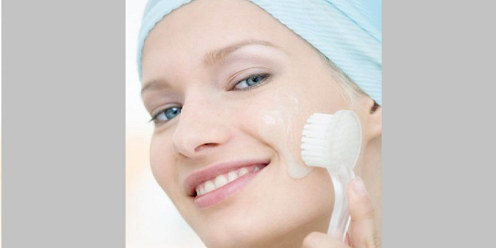 Regularly exfoliate your skin to keep it fresh