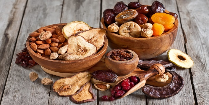 Dry Fruits for combating those irregular periods