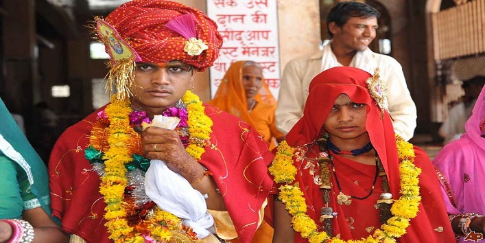 Child marriage is no less than a curse to the society