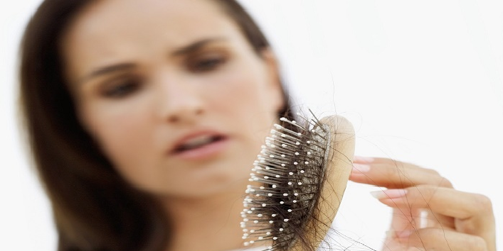 Have these food items to prevent hair fall