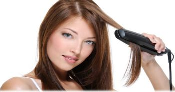 Hair straightening may harm your hair cover