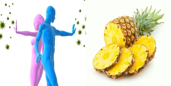 treat various diseases using pineapple 1