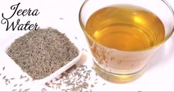 Amazing health benefits of jeera water or cumin water cover