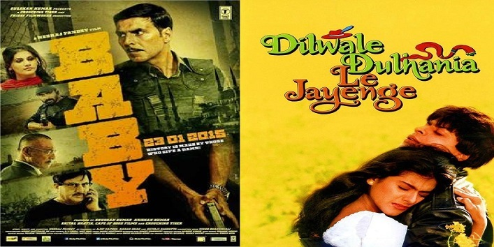 Bollywood movies 5 Highly-Lovable Bollywood Movies That Are Not So Lovely Actually cover