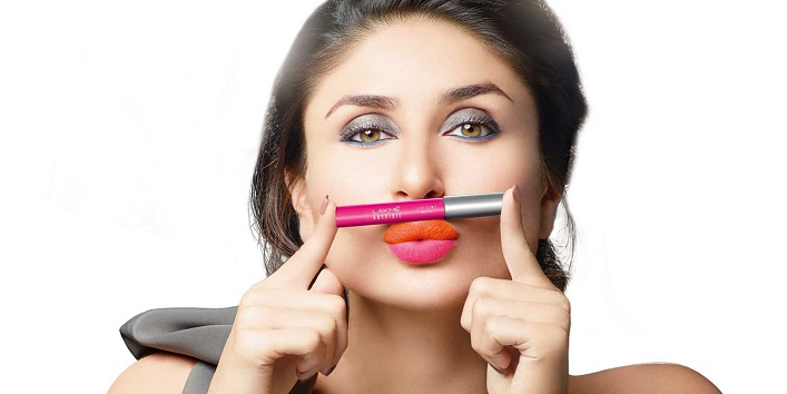 How to get pouty lips cover