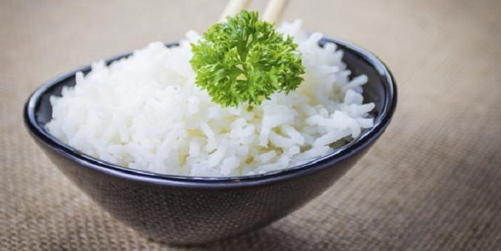 Overeating of rice may harm our health