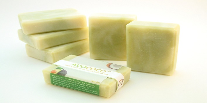 Use herbal soap