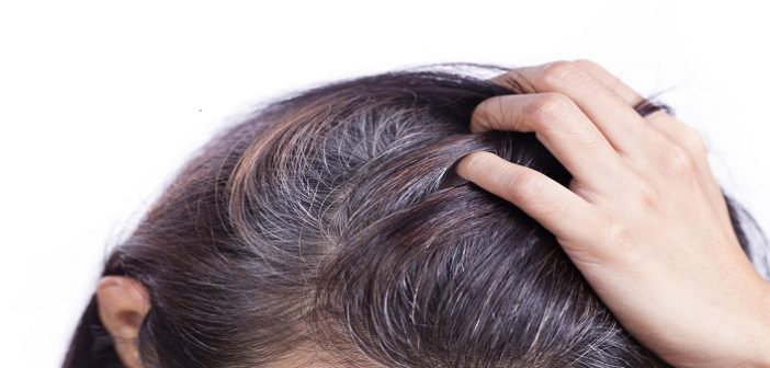 How to get rid of grey hair cover