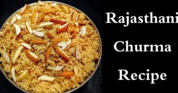 Try This Recipe Of Rajasthani Churma At Home cover cover
