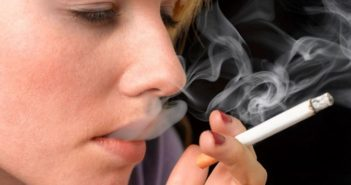 Here is how smoking causes hair fall cover