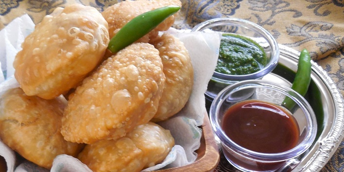 Hing Kachori Recipe