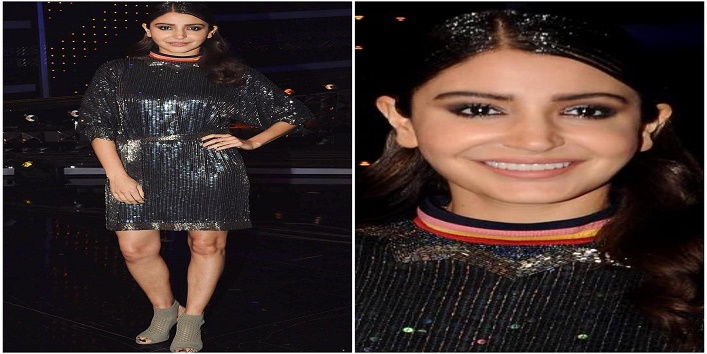 ANUSHKA'S DISCO BALL LOOK