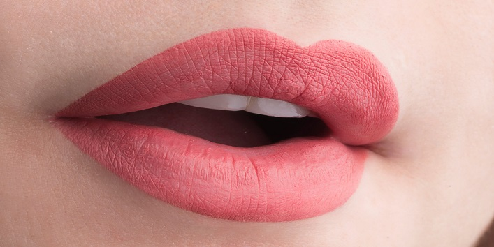 Use lip colour for medium shades