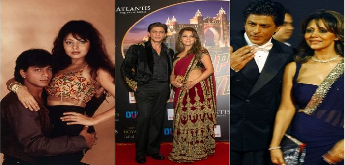 shah-rukh-and-gauri-love-story