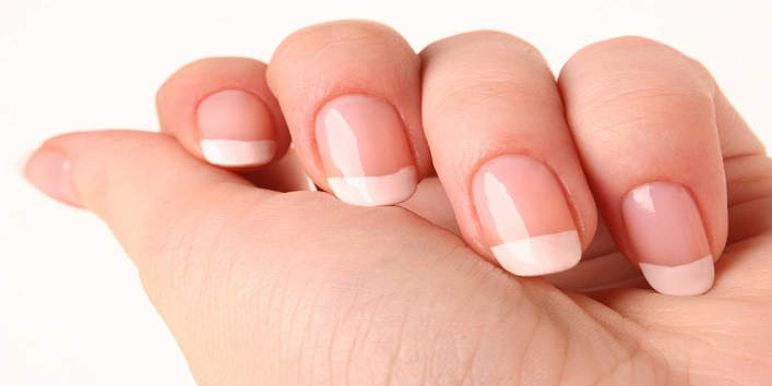 For strong and shiny nails