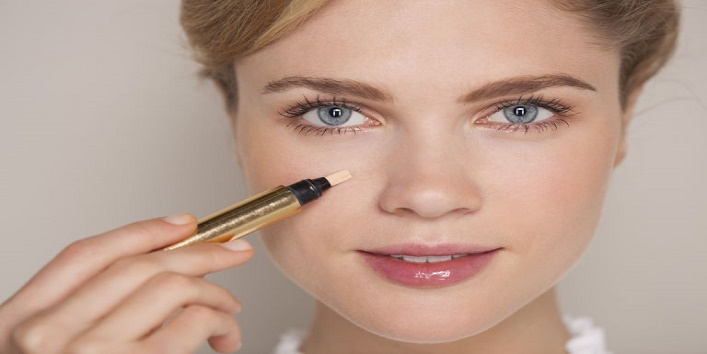 amazing makeup hacks to cover acne and pimples 1