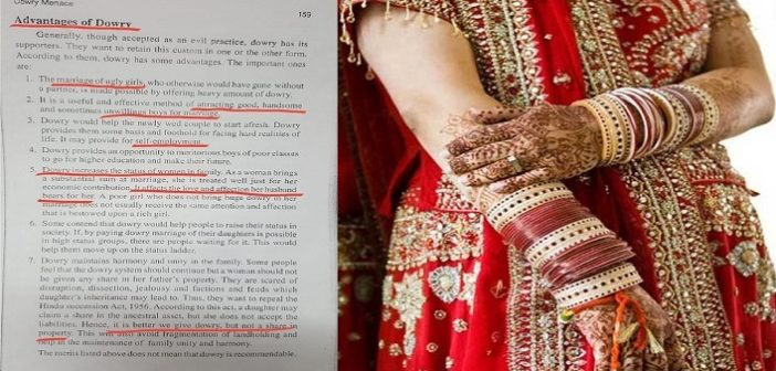 Textbook-Educate-Students-About-Benefits-of-Dowry