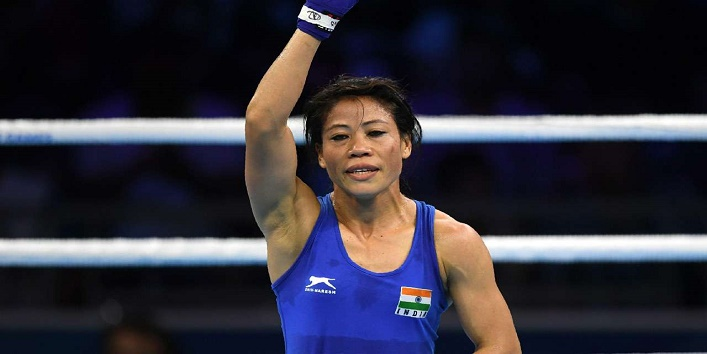 Boxers showed their stregth at commonwealth games, marykom and Gaurav got gold, CommonWealth Games, Marykom, Gaurav, Boxers, Ajab gazab news, Weird news, Odd news
